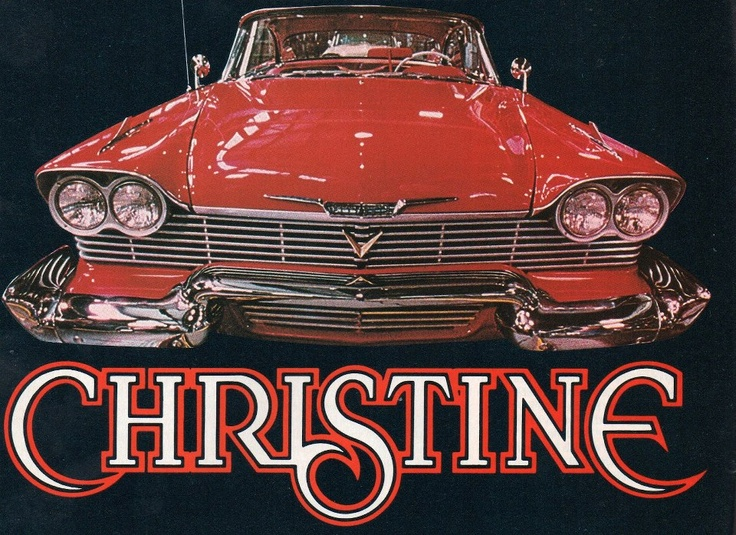 Oh Christine. Oh oh oh